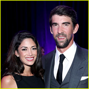 Michael Phelps' Wife Nicole Is Pregnant with Their Second Child!
