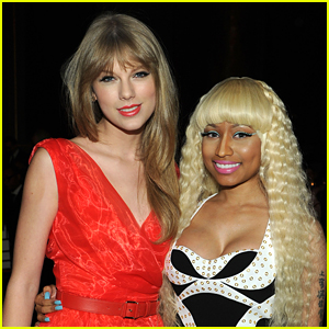 Nicki Minaj Tweets 'Be Humble' After Taylor Swift Drops 'Look What You Made Me Do'