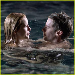Patrick Schwarzenegger & Bella Thorne Go for a Swim in 'Midnight Sun' First Look Pics