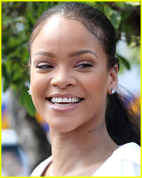 Here's How Rihanna Hid Her Boyfriend From the Cameras