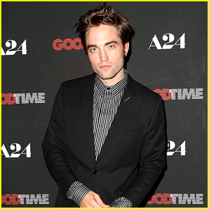 Robert Pattinson Suits Up for 'Good Time' NYC Premiere!