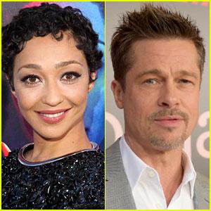 Ruth Negga Joins Brad Pitt in 'Ad Astra'