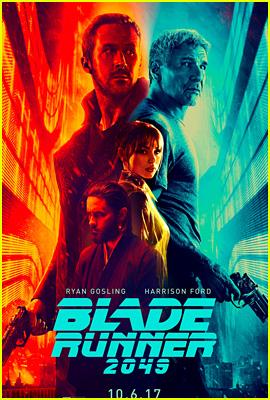 Ryan Gosling Shares New 'Blade Runner 2049' Posters!