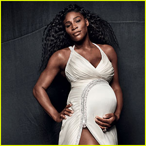 Serena Williams Explains What Happened When She Found Out She Was Pregnant