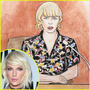 Twitter Users Praise Taylor Swift for Groping Trial Tesitmony