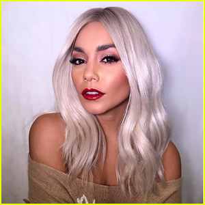 Vanessa Hudgens Sings Taylor Swift's 'Look What You Made Me Do' as a Blonde! (Video)