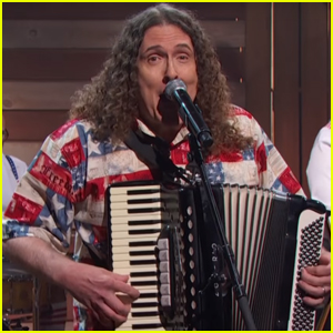 'Weird Al' Yankovic Sends a Message to North Korea Through Song - Watch Now!
