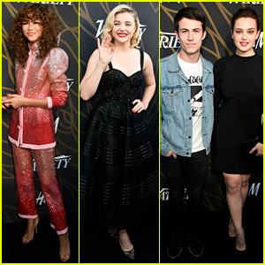 Zendaya, Chloe Moretz, & '13 Reasons Why' Stars Honored at Variety's Power of Young Hollywood Party!