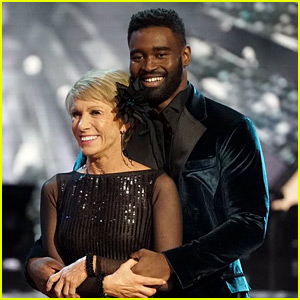 Shark Tank's Barbara Corcoran Shows Improvement in Second 'DWTS' Performance (Video)