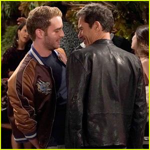 Ben Platt as Eric McCormack's Young Love Interest on 'Will & Grace' - First Look Photos!