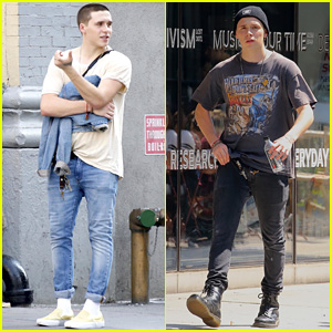 Brooklyn Beckham Gets a Buzz Cut - See the Pics!
