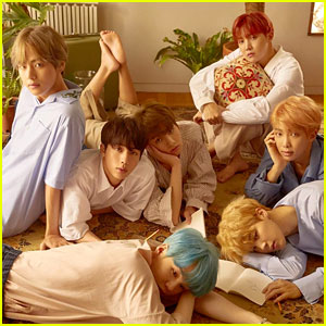 K-Pop Group BTS Reveal 'Love Yourself: Her' Concept Photos