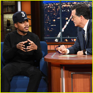 Chance the Rapper Debuts New Unreleased Song on 'The Late Show' - Watch Here!