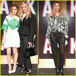 Kate Mara & Chloe Sevigny Celebrate Fashion Week with Saks Fifth Avenue!