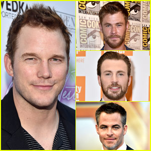 Chris Pratt Took a 'Which Hollywood Chris Are You?' Quiz & Didn't Get Himself!
