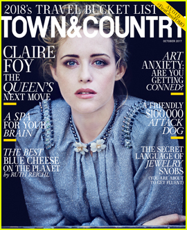 Claire Foy Reveals The One Person She Doesn't Want to See 'The Crown'