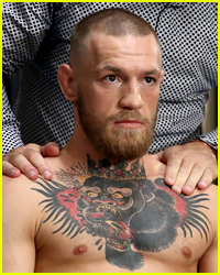 Conor McGregor Is Sporting a Black Eye After Mayweather Fight
