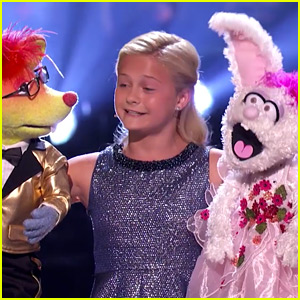 Darci Lynne Farmer & Her Two Puppets Sing a Beatles Song for 'AGT' Finals! (Video)