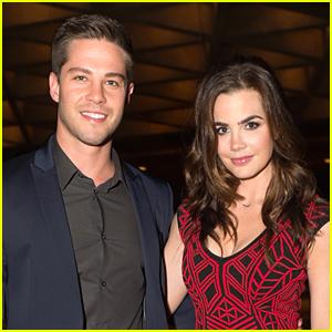 'Glee's Dean Geyer Marries 'Code Black' Star Jillian Murray!
