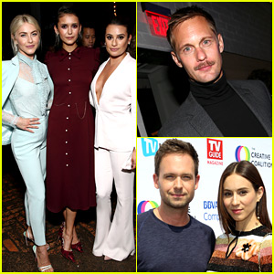 Emmys Weekend Parties - Full Coverage!