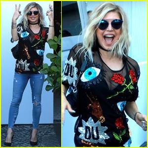 Fergie Steps Out Following Josh Duhamel Separation News