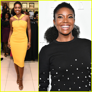 Gabrielle Union Launches Her New York & Company Collection During NYFW