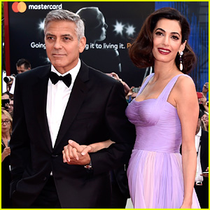 Amal Alamuddin Clooney Photos, News, and Videos   Just Jared   Page 11