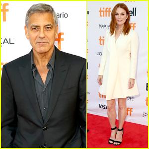 George Clooney & Julianne