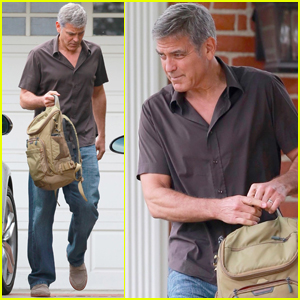George Clooney Opens Up About Life With Twins: 'I Cry More Than They Do!'