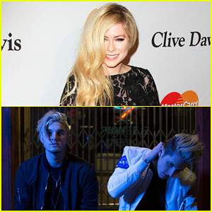 Grey & Avril Lavigne: 'Wings Clipped' - Stream, Lyrics & Download!