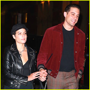 Halsey & G-Eazy Hold Hands on Date Night in NYC