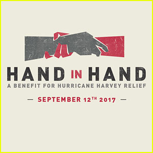 Hand in Hand Live Stream Video - How to Watch Hurricane Harvey Benefit Online
