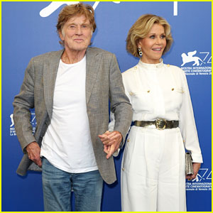 Jane Fonda Says She Lives For Steamy Scenes with Robert Redford!