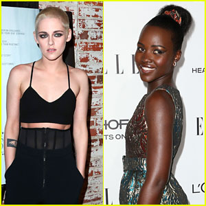 Kristen Stewart & Lupita Nyong'o Are Being Considered for 'Charlie's Angels' Reboot!
