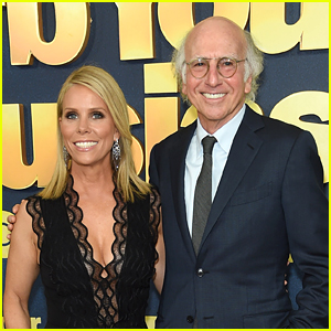 Larry David & Cheryl Hines Premiere 'Curb Your Enthusiasm' Season 9 in NYC