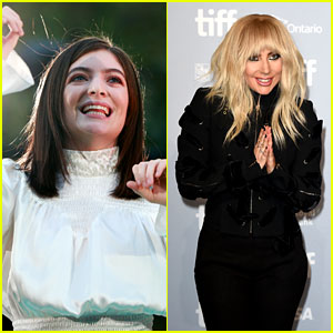 Lorde Loves Lady Gaga's New Documentary & Says Gaga Is Her Queen!