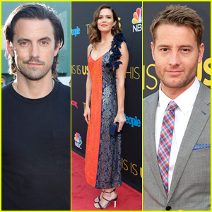 Milo Ventimiglia Joins 'This Is Us' Co-Stars at Season Two Premiere Party