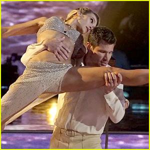 Nick Lachey Dances a Tango for