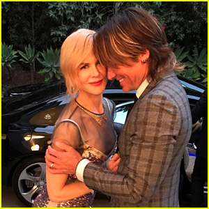 Nicole Kidman & Keith Urban Have Pre-Emmys Date Night