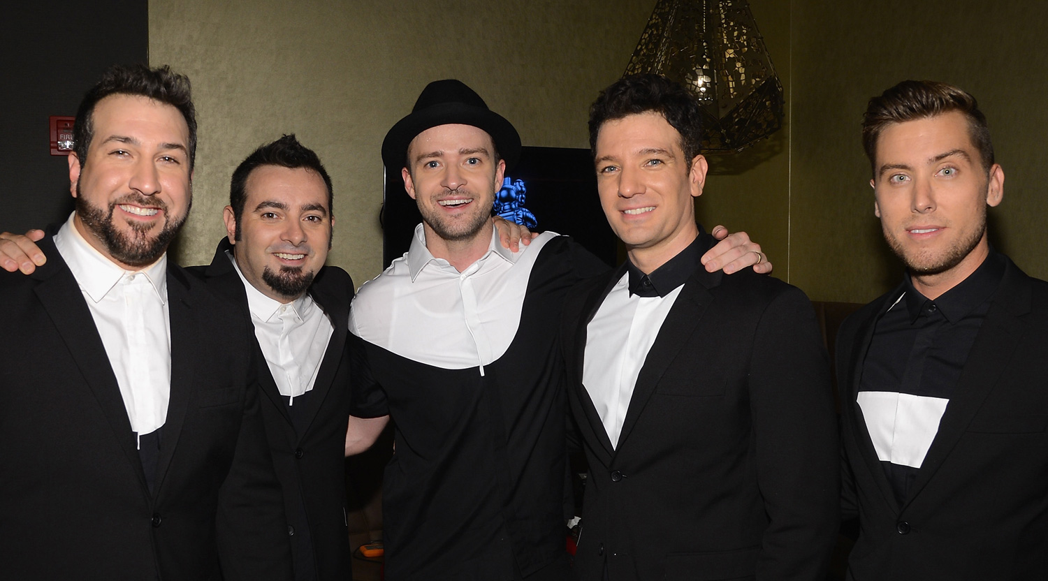 Lance Bass Says NSYNC Walk of Fame Reunion is Still ...