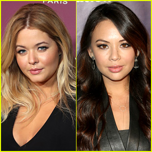 'Pretty Little Liars' Spinoff with Sasha Pieterse & Janel Parrish is Moving Forward!