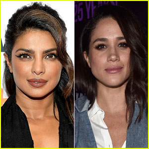 Priyanka Chopra Calls Out Vanity Fair's Meghan Markle Cover Story