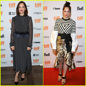 Ruth Wilson Attends Two Toronto Film Festival Events