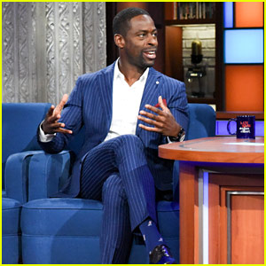 Sterling K. Brown on Emmys Speech Being Cut Short: 'Not Everybody Can Be Pretty Australian White Women'