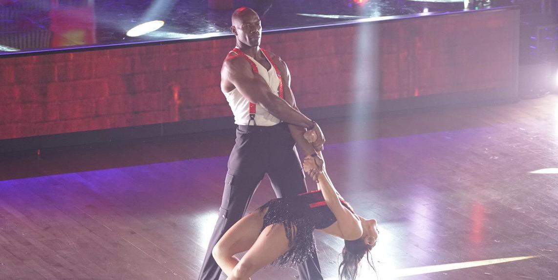 is cheryl burke dating her dance partner