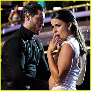 Victoria Arlen Dances a Tango to Taylor Swift on 'DWTS' Ballroom Night! (Video)