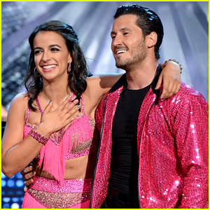 Victoria Arlen, a Former Paralympian, Performs Joyous Dance for 'DWTS' Week One! (Video)