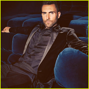 Adam Levine Fronts YSL's New Fragrance Campaign!