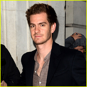 Andrew Garfield Promotes His New Movie 'Breathe' on BBC Radio 2!
