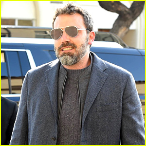 Ben Affleck Emerges Amid Hilarie Burton Groping Controversy